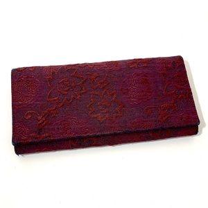 Sak Saum For Freedom Handmade Fabric Wallet